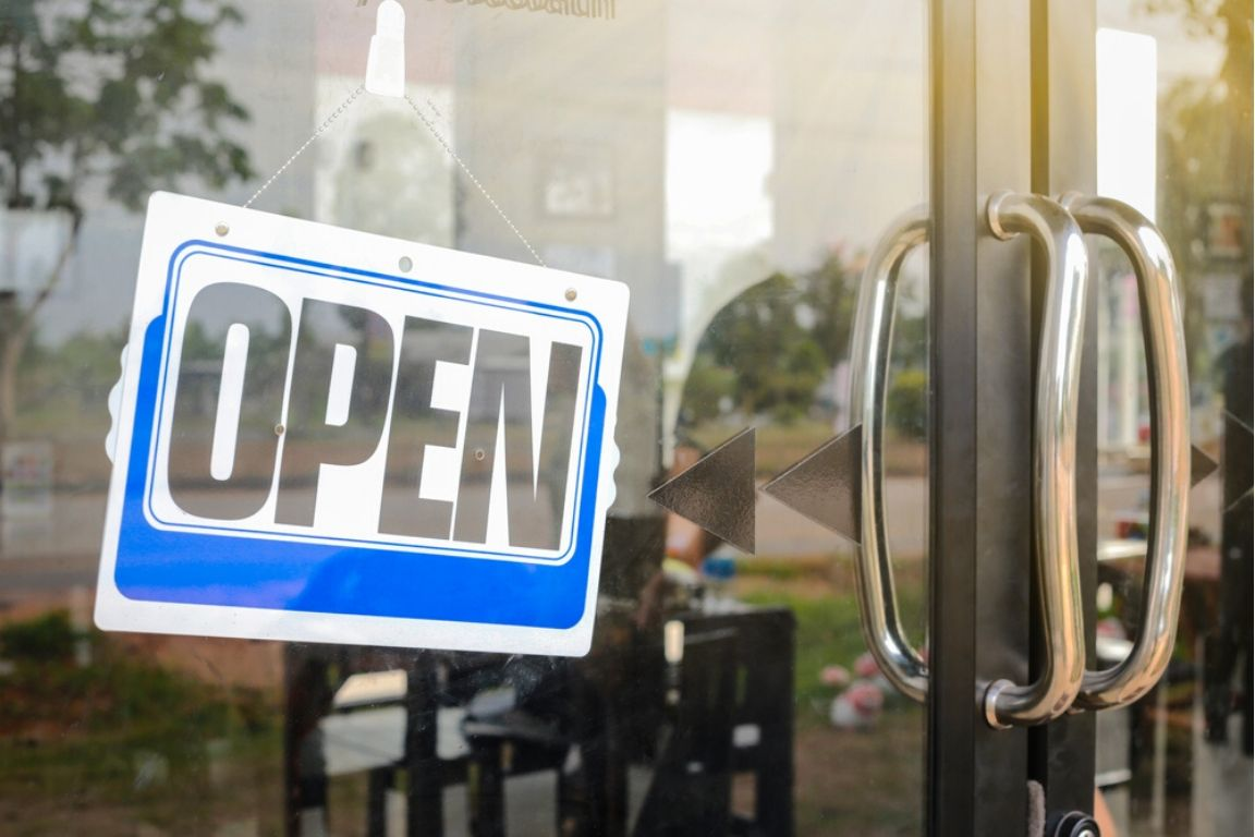 opening your own business